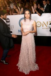 Jurnee Smollett-Bell At 49th NAACP Image Awards in Pasadena