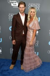 Kaley Cuoco At the 23rd Annual Critics