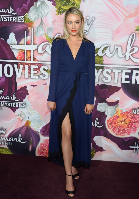 Katrina Bowden At Hallmark Channel All-Star Party at the Winter TCA in Los Angeles