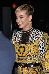 Katy Perry Out to Dinner at Craig