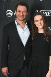Keira Knightley At Variety Studio at Sundance Presented by AT&T, Day 3 in Park City