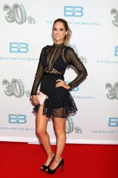 Kelly Kruger At The Bold and The Beautiful 30th Anniversary Party Los Angeles