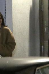 Kendall Jenner Dines out with her friend DJ Daniel Chetrit in West Hollywood