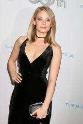 Kim Matula At The Bold and The Beautiful 30th Anniversary Party Los Angeles