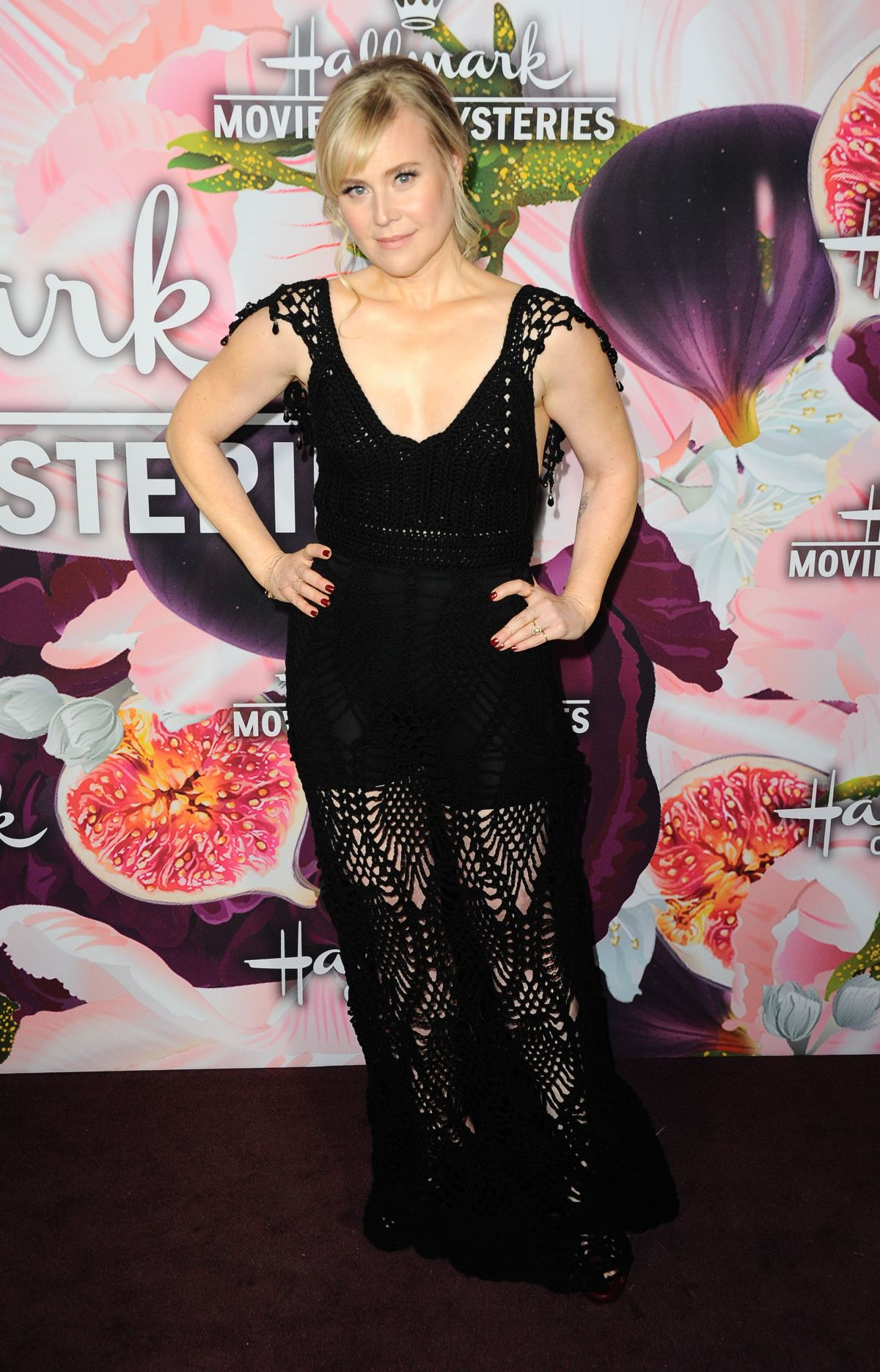 Kristin Booth At Hallmark Channel And Hallmark Movies And