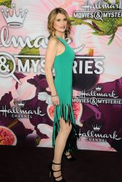 Kristy Swanson At Hallmark Channel All-Star Party at the TCA Winter Press Tour in Pasadena