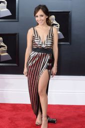 Lilliana Vazquez At 60th Annual Grammy Awards in NYC