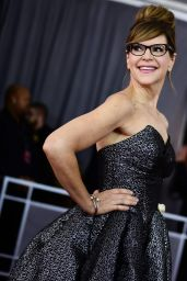Lisa Loeb At 60th Annual Grammy Awards in NYC