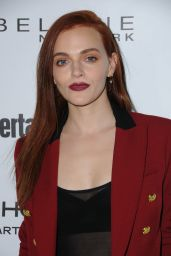 Madeline Brewer At Entertainment Weekly Pre-SAG Party in Los Angeles