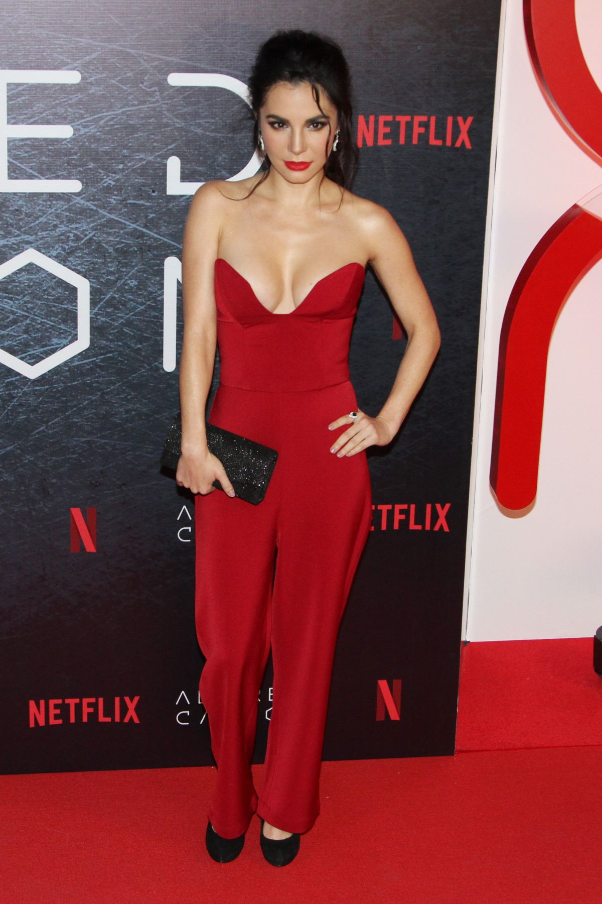 Martha Higareda At 'Altered Carbon' TV show photocall