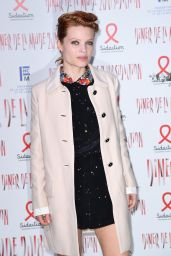 Melanie Thierry At Sidaction Gala Dinner in Paris