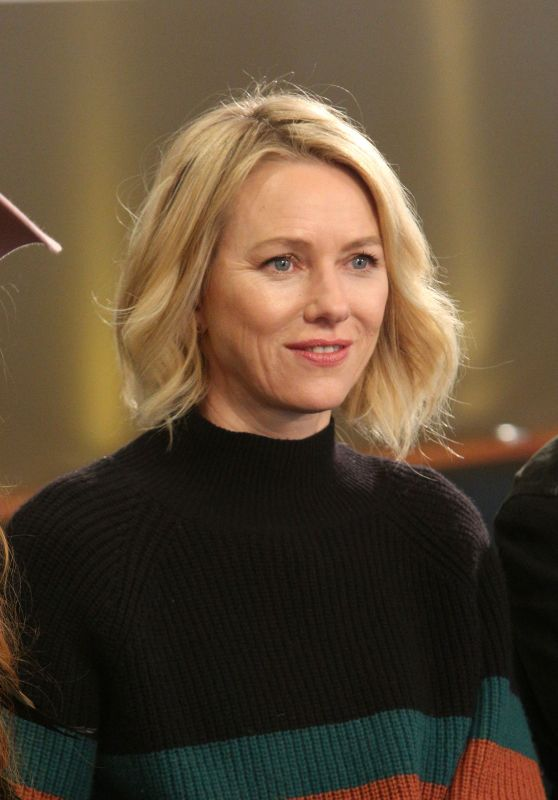 Naomi Watts At Deadline Studio at Sundance, Day 4, Park City