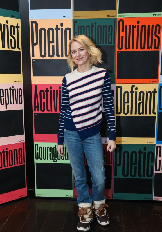 Naomi Watts At IndieWire Studio presented by Day 3, Sundance Film Festival, Park City