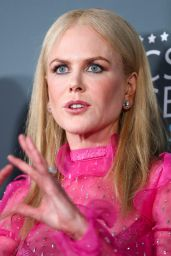 Nicole Kidman At 23rd Annual Critics Choice Awards in Santa Monica