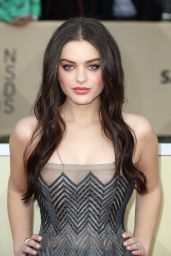 Odeya Rush At 24th Annual Screen Actors Guild Awards in Los Angeles