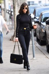 Olivia Culpo Out in West Hollywood