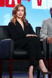 Olivia Macklin At 2018 Winter TCA Tour - Day 1 in Pasadena