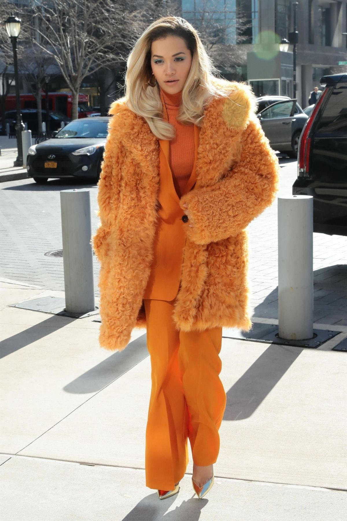 pics Rita ora stepped out in new york on