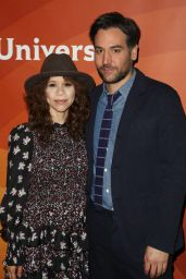 Rosie Perez At 2018 NBC Universal TCA Winter Press Tour at the Langham Huntington Hotel in Los Angeles