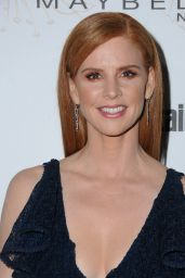 Sarah Rafferty At Entertainment Weekly Pre-SAG Party in Los Angeles