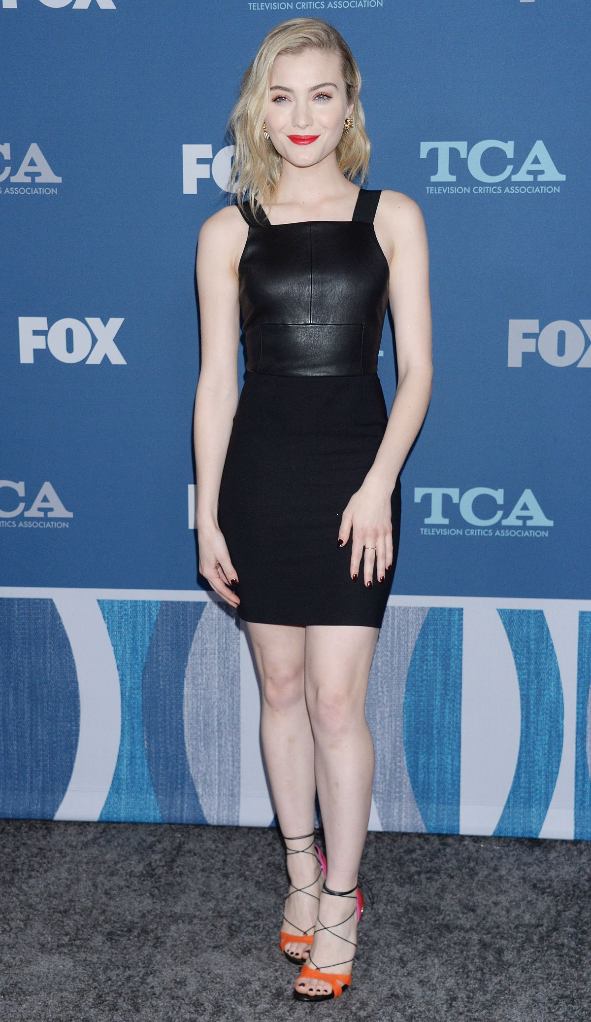 Skyler Samuels At Fox All-Star Party at 2018 Winter TCA Tour in ...