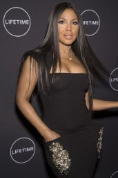Toni Braxton At Faith Under Fire the Antoinette Tuff Story Premiere in NY