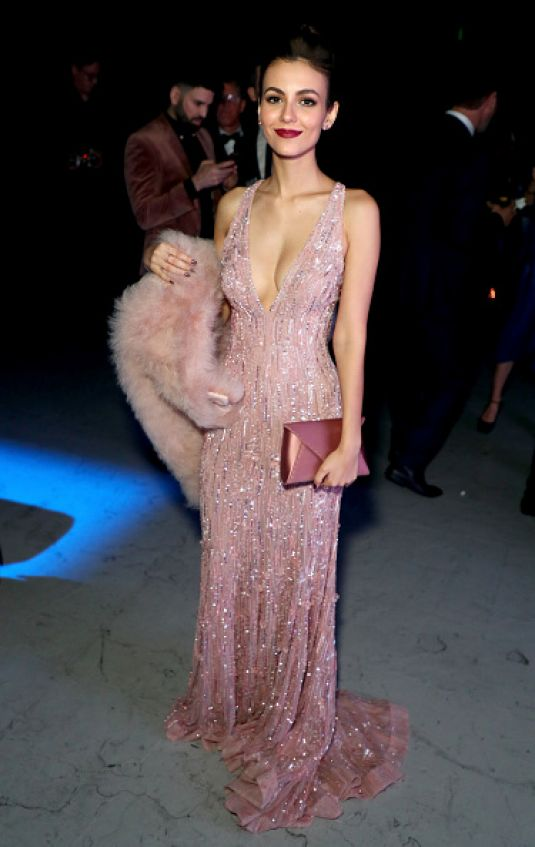 New Century BMW >> Victoria Justice At The Art of Elysium HEAVEN gala in Los ...
