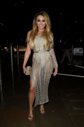ZaraLena Jackson At Menagerie Bar and Restaurant in Manchester