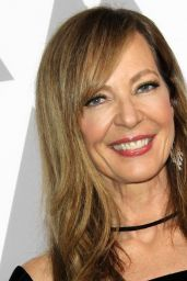 Allison Janney At 90th Annual Academy Awards Nominee Luncheon at The Beverly Hilton Hotel in Beverly Hills