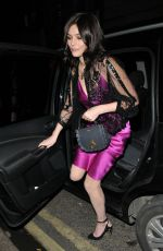 Amber Anderson At The Grey Goose x GQ Style pre BAFTAs dinner, London, UK