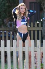 AnnaLynne McCord At photoshoot in Los Angeles