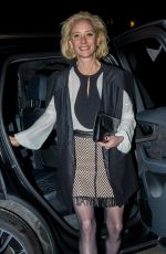 Anne Heche At the Medienboard Party at the Ritz Carlton Hotel in Berlin