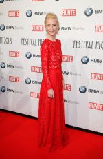 Anne Heche Bunte & BMW Festival Night at the Berlinale, Berlin