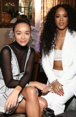 Ashley Madekwe At CFDA Variety and WWD Runway to Red Carpet in Los Angeles