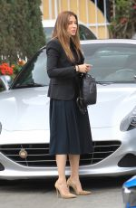 Asifa Mirza Goes shopping in Beverly Hills