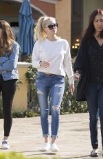 Ava Sambora At Marmalade Cafe in Calabasas