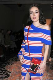 Bea Miller At alice McCALL fashion show during New York Fashion Week in New York City