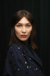 Bella Hadid At Jason Wu-Runway during New York Fashion Week Fall 2018 in NYC