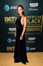 Bianca Lawson At ABFF Honors, Arrivals, Los Angeles