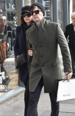 Caitriona Balfe Spotted with fiance Tony McGill close to ...