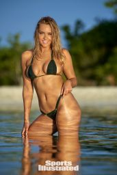 Camille Kostek - Sports Illustrated Swimsuit Issue 2018