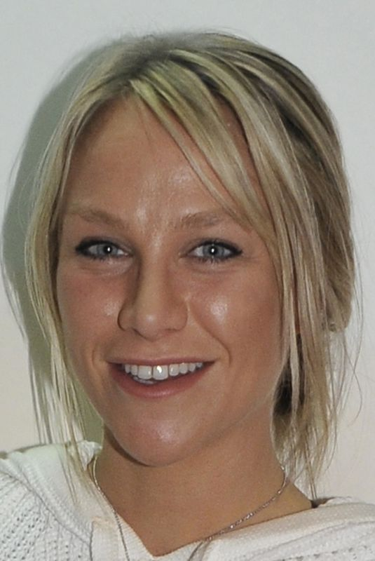 Chloe Madeley At Professional Beauty Exhibition in London