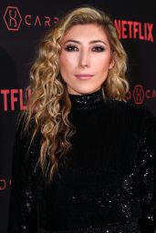 Dichen Lachman At Altered Carbon Premiere in Los Angeles