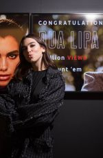 Dua Lipa In conversation with Lyor Cohen, YouTube