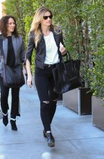 Erin Andrews Out for lunch in Beverly Hills
