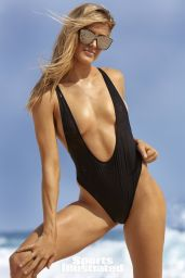 Eugenie Bouchard - Sports Illustrated Swimsuit Issue 2018