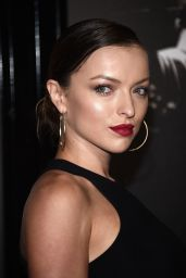 "Francesca Eastwood At premiere of ""The 15:17 To Paris"" in Burbank"