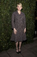 Haley Bennett At Charles Finch & CHANEL Pre-Bafta party at Mark