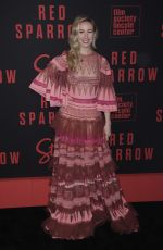 Isabella Boylston At Red Sparrow