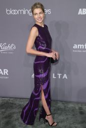 Jessica Hart At amfAR Gala New York